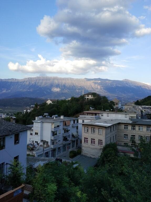 Albanië Gjirokaster