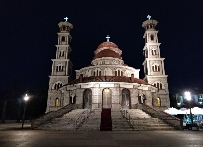 Albanië Korce Ringjallja e Krishtit