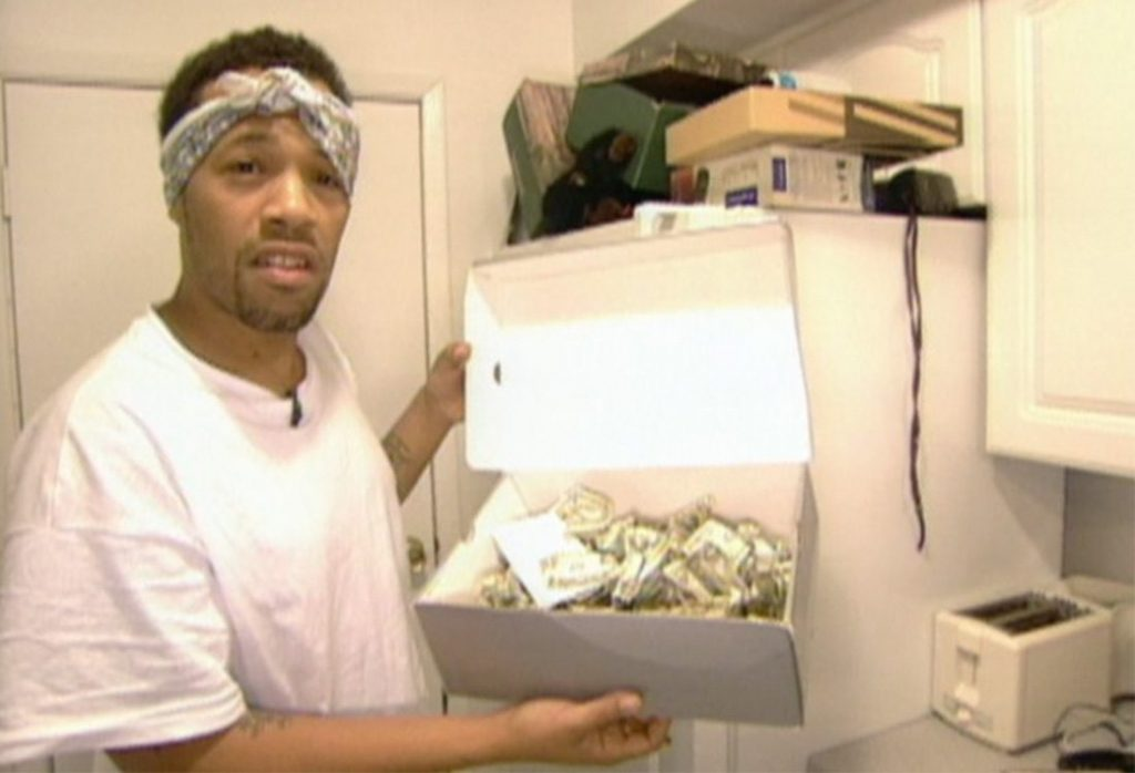 MTV cribs Redman