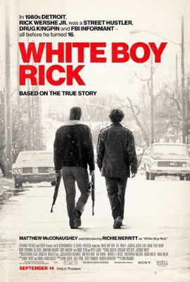 White Boy Rick filmposter