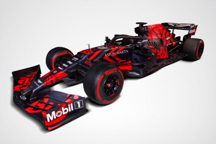 Aston Martin Red Bull Racing RB15