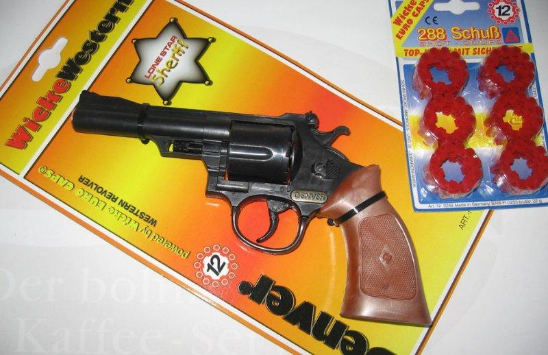 Klappertjes pistool