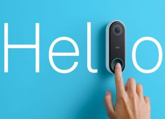 Nest Hello videodeurbel