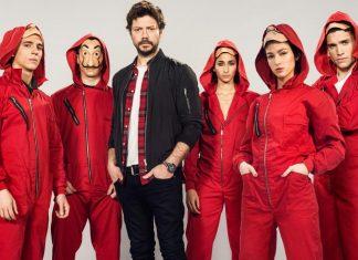 La Casa de Papel seizoen 3