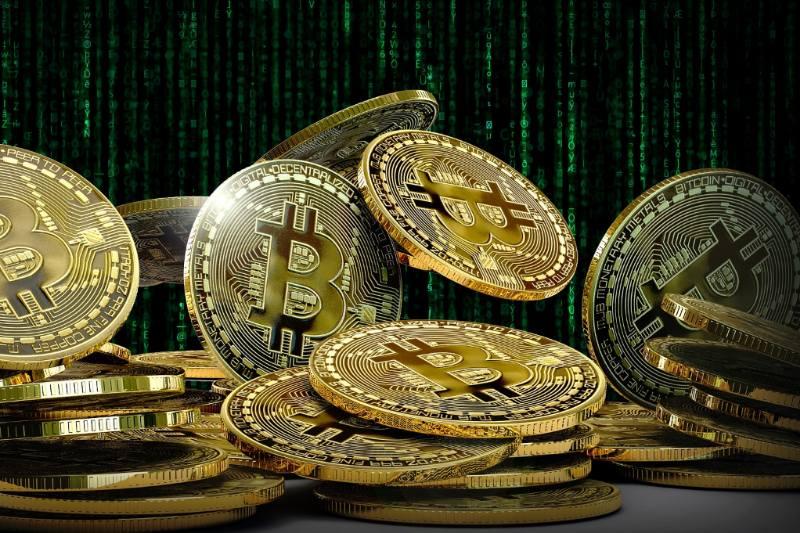 Crypto Blockchain taal