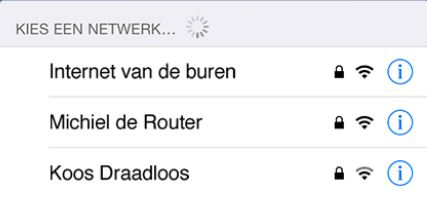 Leukste Wifi netwerk namen