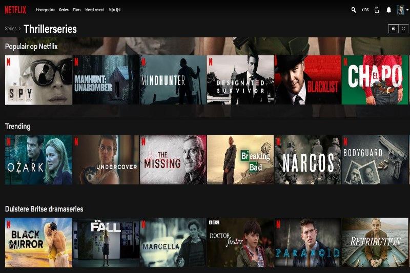 Netflix releasedatum 2020
