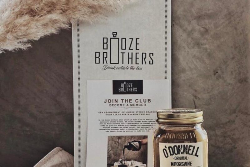 Booze Brothers Club - Drink outside the Box