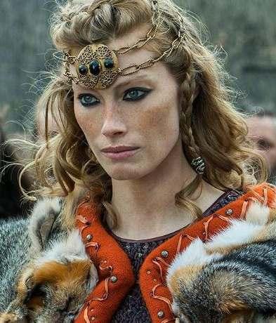 Queen Aslaug
