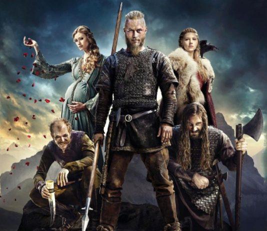 Vikings serie acteurs