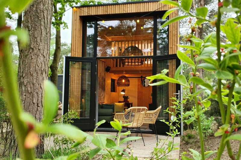 Tiny House Maasduinen