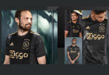 Ajax Europees tenue 2020 2021