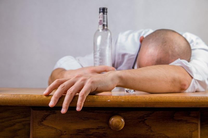 teveel gedronken kater voorkomen