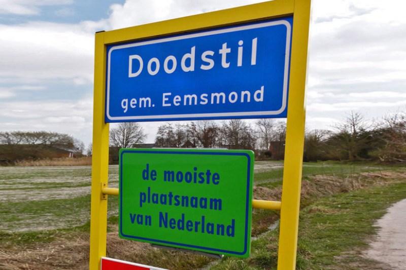 grappigste plaatsnamen Nederland