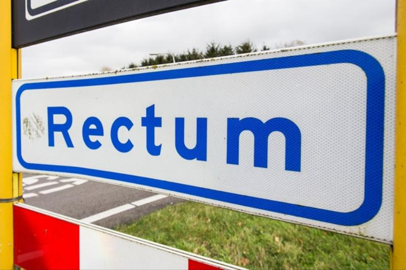 Rectum grappigste plaatsnamen Nederland