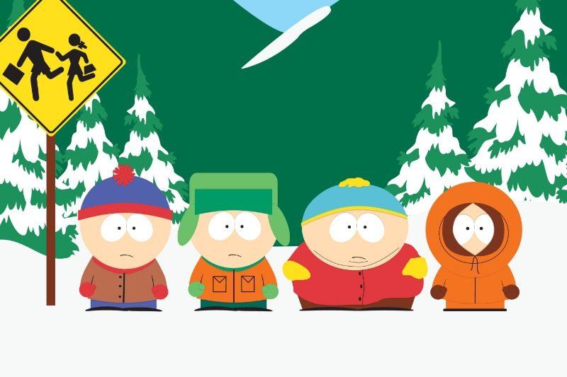 Southpark series meeste seizoenen